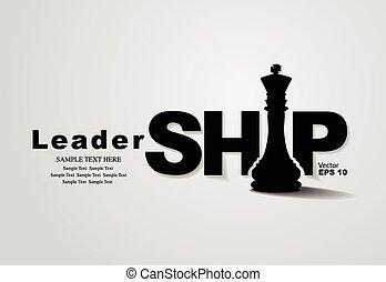 Führungskonzept.