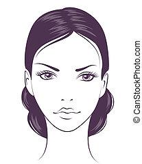 Face Girl