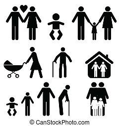 Familie und Leben.