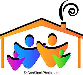 Familienhaus-Logo