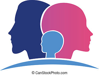 Familienkopf-Logo.