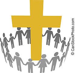 Familienkreis Christian Community Cross.