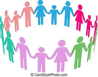 Familienvielfalt, Sozialbürger