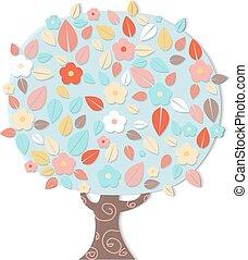 Fantastischer Baum