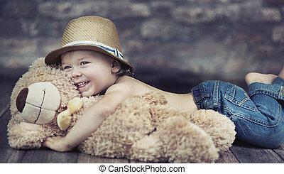 Fantastisches Bild vom Kinderspielen