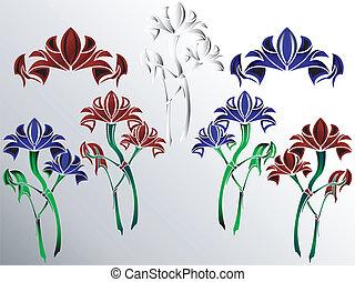 Fantasy Blumen