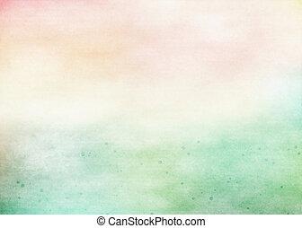 Farbige Aquarelle. Grunge Textur Hintergrund. Weicher Hintergrund.