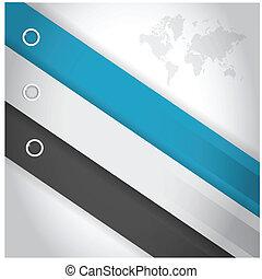 Farblinien für maßgeschneiderte Infografiken.