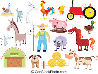 Farm Set.