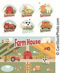 Farmhaus Set