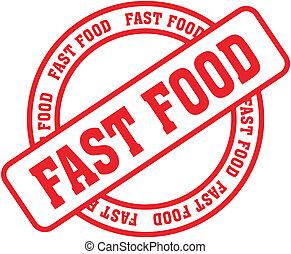 Fast Food-Wortmark8