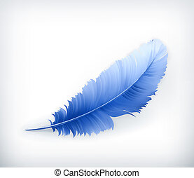Feather, Vektor