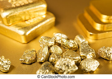 Feines Gold