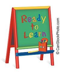 Fertig zum Lernen, Kinderleicht