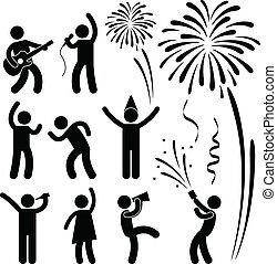 fest, party, ereignis, feier