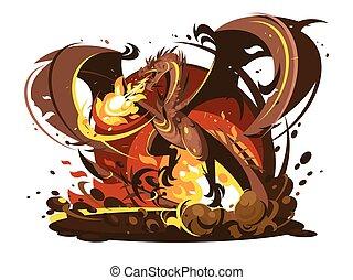 Feuert den Drachen