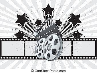 film, thema, hintergrund