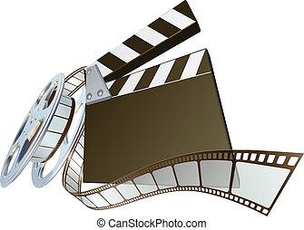 Filmklatscher und Filmfilm-Re