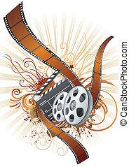 Filmstreifen, Filmthemenelement