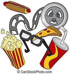 Filmtheaterobjekte