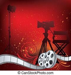 Filmthemen illustrieren