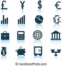 Finanzielle Ikonen festgelegt