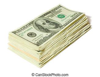 Finanziert Konzepte. Geld