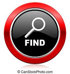 Finde Icon.