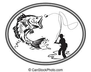 Fischbasen-Emblem