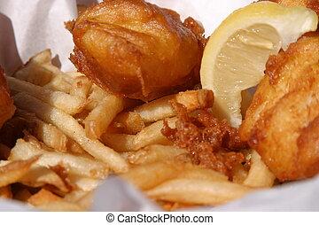 Fish-n-chips #1