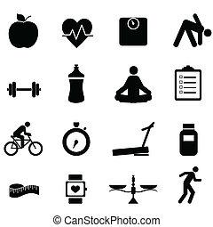 Fitness- und Diät-Ikonen