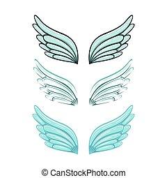 Flügel.