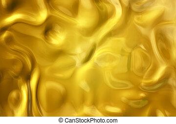 Flüssiges Gold.
