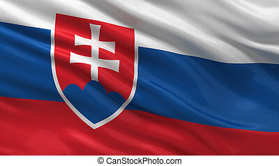 Flagge der Slowaken