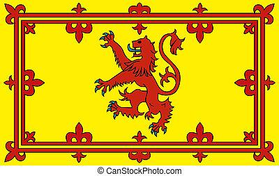 Flagge Schottlands