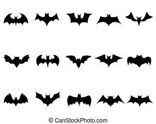 Fledermaus-Ikonen.