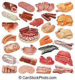 Fleischsammlung