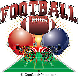Football Design.