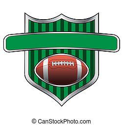 Football-Design-Schilder