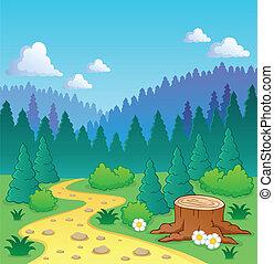 Forest-Thema-Bild 2