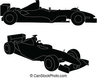 Formel-Auto