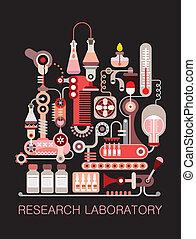 Forschungslabor