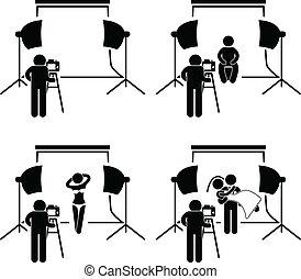 fotograf, fotographie studio, sho