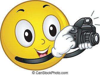 Fotograf Smiley