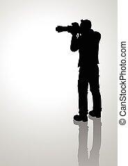 Fotograf.
