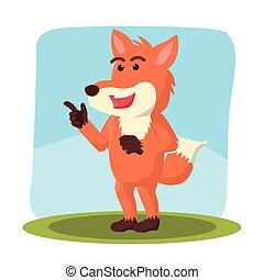 Fox Charakter.