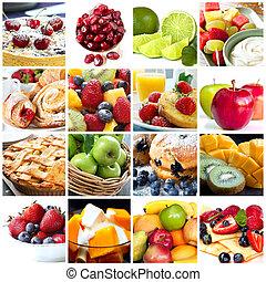 Früchte kollabieren
