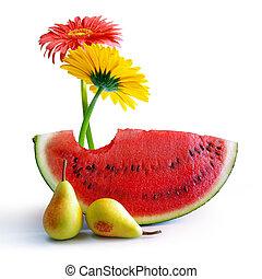 Frühlingswassermelone