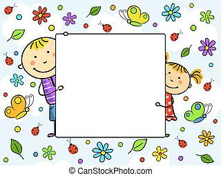 frame., kinder