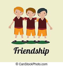Freundschaft.